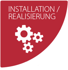 sensor24 - Installation / Realisierung